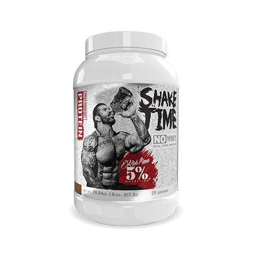 5% Shake Time