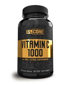 5% - Vitamin C