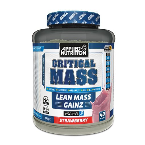 Applied Nutrition - Critical Mass