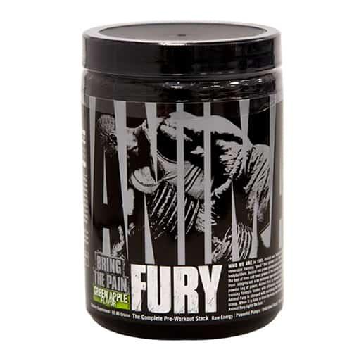 Animal - Fury