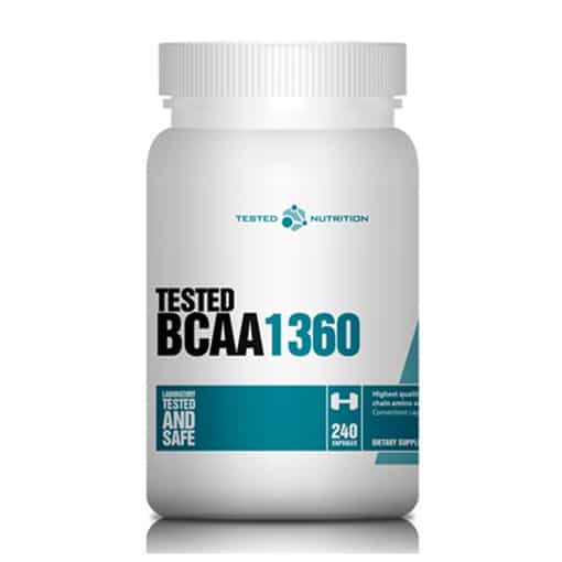 Tested Nutrition - Tested BCAA 1360