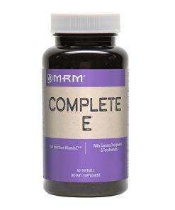 MRM - Complete E