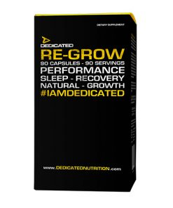 Dedicated - Re-Grow