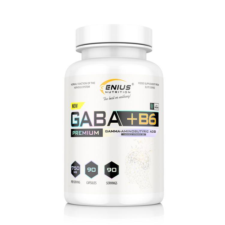 Genius - GABA + B6