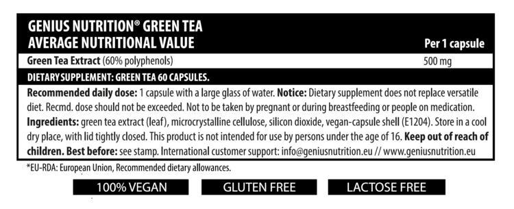 Genius - Green Tea extract