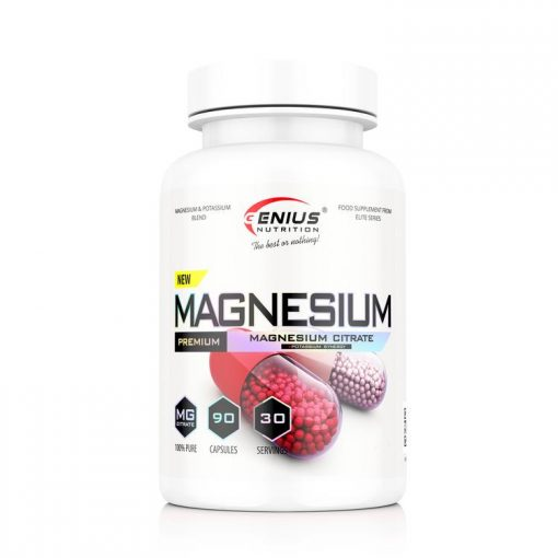 Genius - Magnesium Potassium