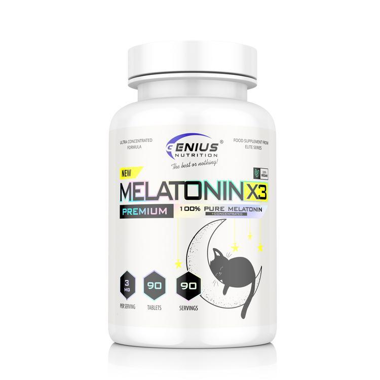 Genius - Melatonin X3