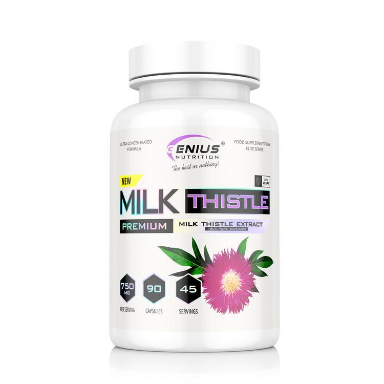 Genius - Milk Thistle