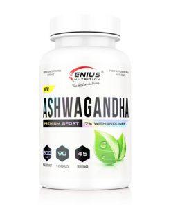 Genius Nutrition® - Ashwagandha