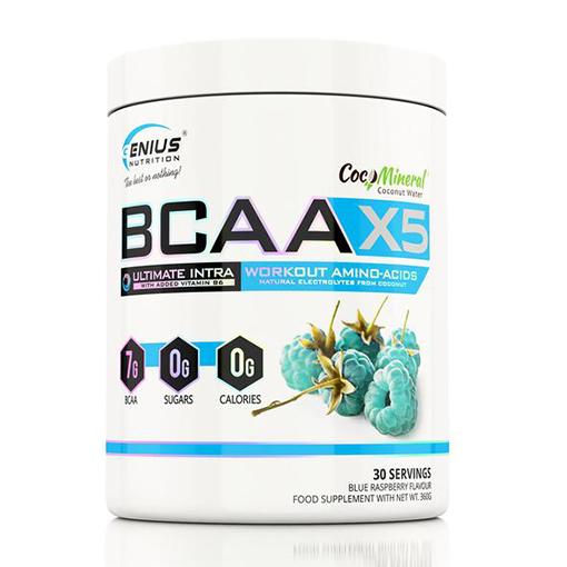 Genius Nutrition® - BCAA X5