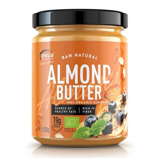 Genius Nutrition® BIO Mandľové maslo