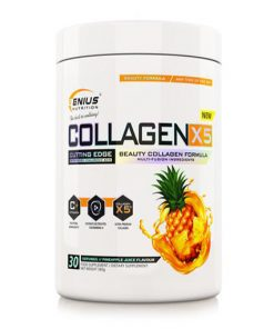 Genius Nutrition® - Collagen - X5