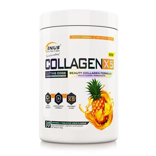 Genius Nutrition® - Collagen - X5