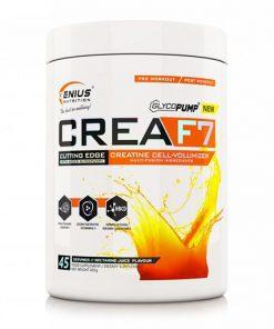 Genius Nutrition® - CreaF7