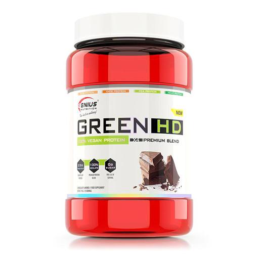 Genius Nutrition® Green HD