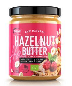 Genius Nutrition® Lieskovoorieškové maslo