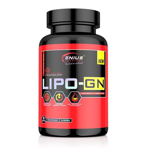 Genius Nutrition® - Lipo-GN