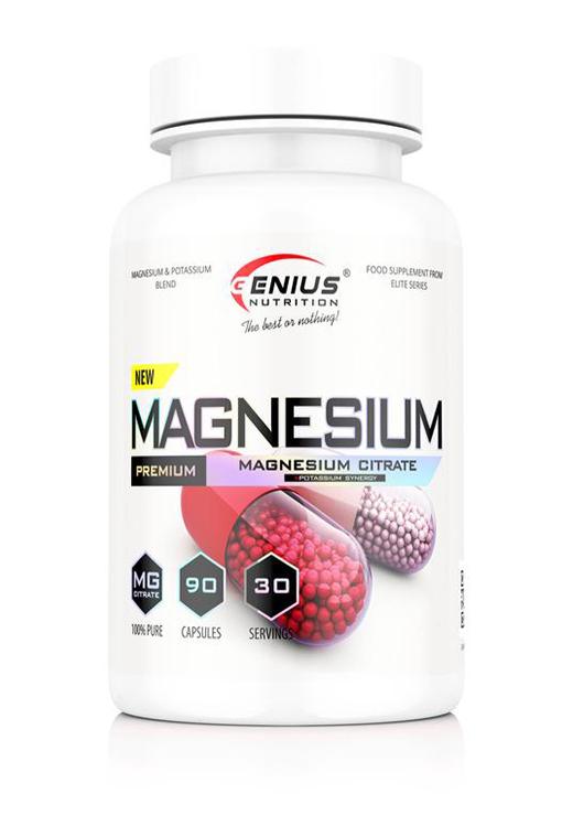Genius Nutrition® Magnesium