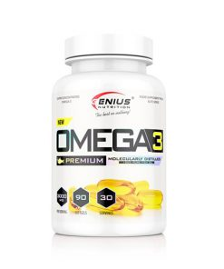 Genius Nutrition® Omega 3T