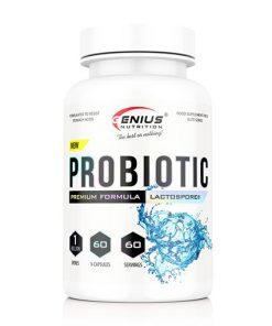 Genius Nutrition® - Probiotic