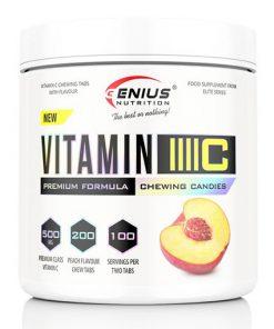 Genius Nutrition® - Vitamin C