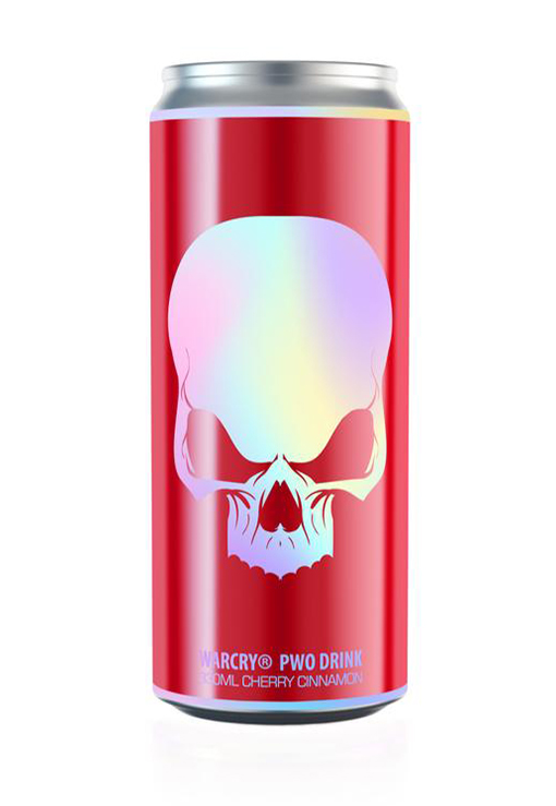 Genius - WARCRY energy drink