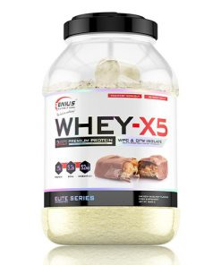 Genius Nutrition® – Whey X5