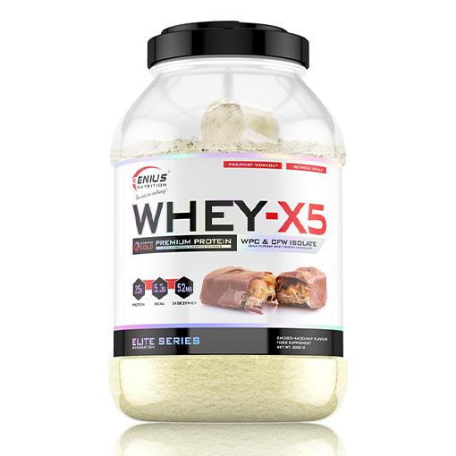 Genius Nutrition® – Whey X5
