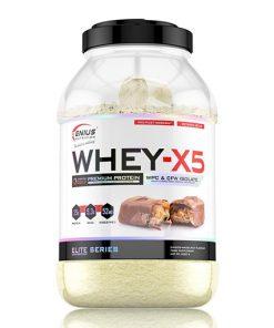 Genius Nutrition® - Whey X5