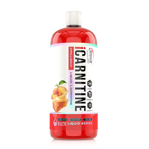 Genius Nutrition® iCarinitine Liquid