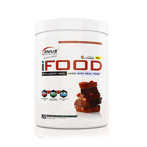 Genius Nutrition® iFood