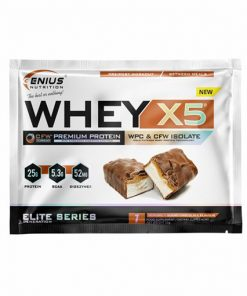 Genius Nutrition® Whey X5 vzorka