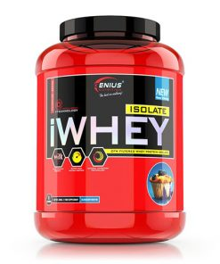 Genius Nutrition® IWhey Isolate