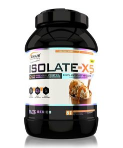 Genius Nutrition® Isolate X5