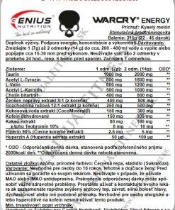 Genius WARCRY Energy