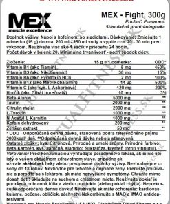 MEX Nutrition - Fight
