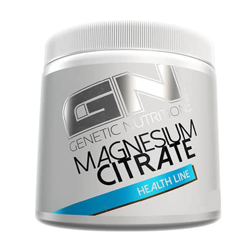 Magnesium Citrate Genetic Nutrition