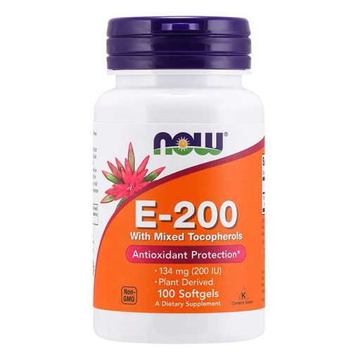 NOW - E-200 IU