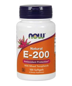 NOW - E-200 IU Mixed Tocopherols