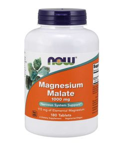 NOW - Magnesium Malate