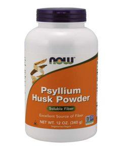 NOW - Psyllium Husk Powder
