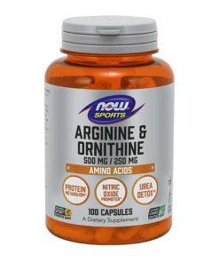 NOW - Arginine Ornithine