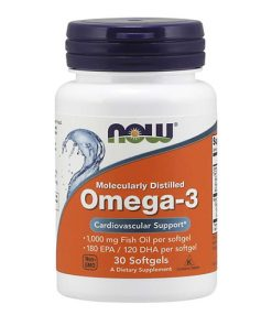 NOW - Omega-3 Distilled