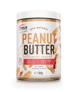 Genius - Peanut Butter (Arašidové maslo) - chrumkavé