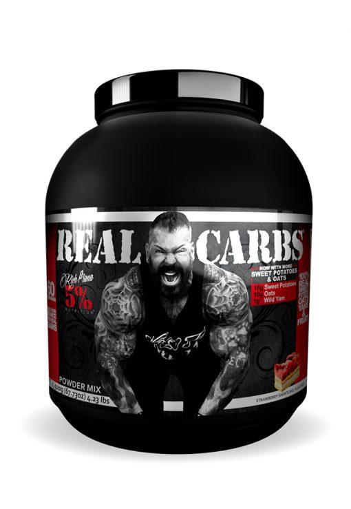 5% - Real Carbs