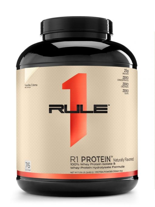 Rule 1 - R1 Protein Naturally