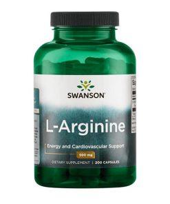 Swanson L Arginine