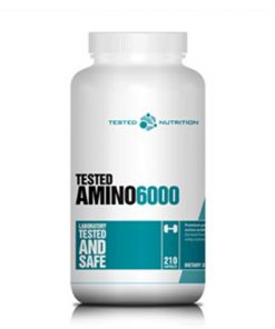 Tested Nutrition - Amino 6000