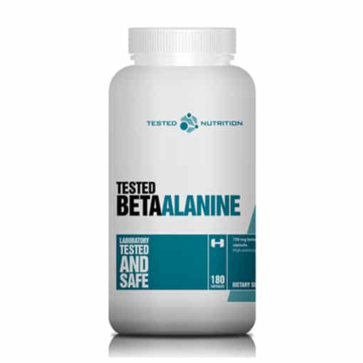 Tested Beta Alanine