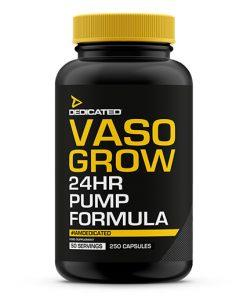 Dedicated - Vaso Grow